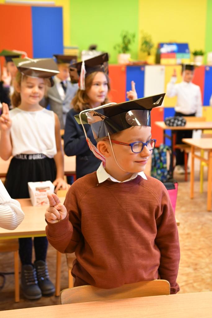 Pasowanie na ucznia 2020