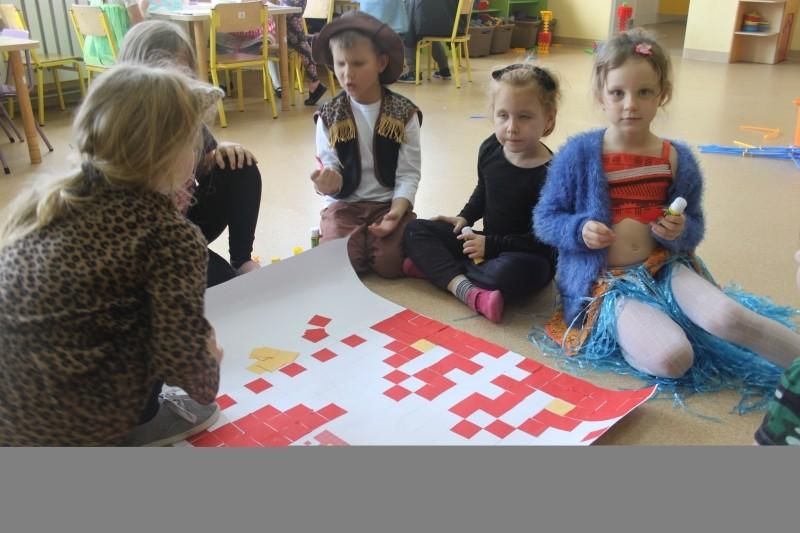 Narodowe Święto Niepodległości w przedszkolu