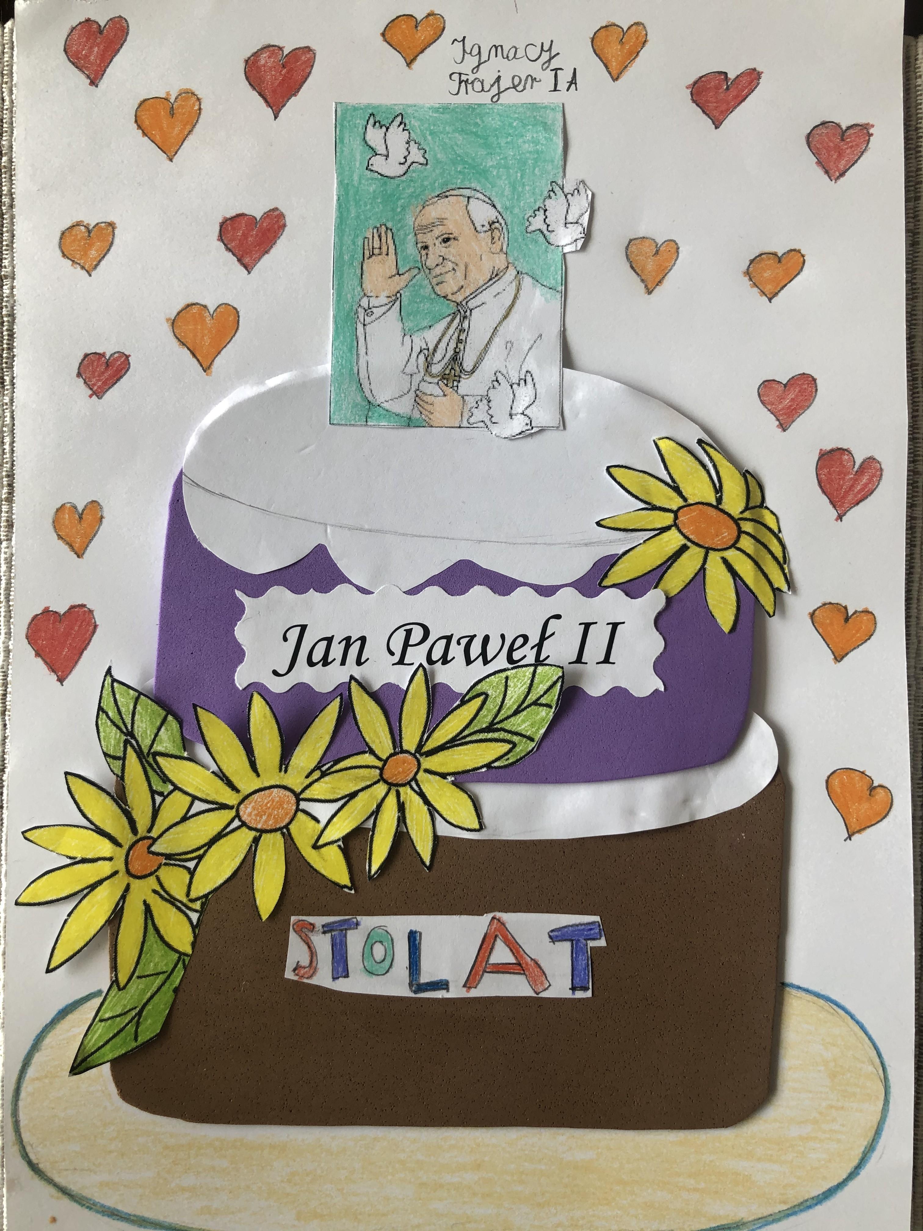 Tort dla Jana Pawła II