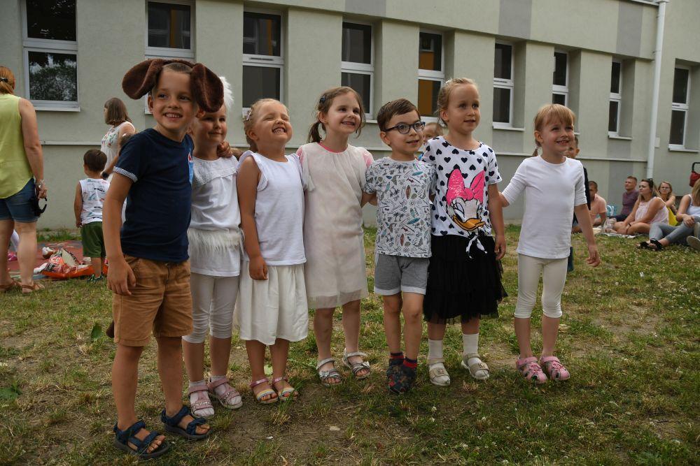 """Zakończenie roku szkolnego w""""Biedronkach"""""""